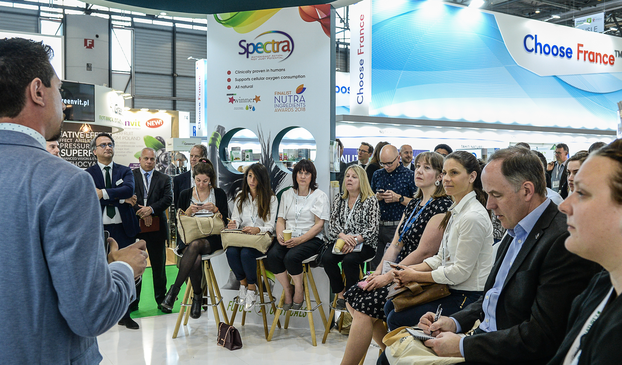 Photo Gallery - Vitafoods Europe 2020 - The global