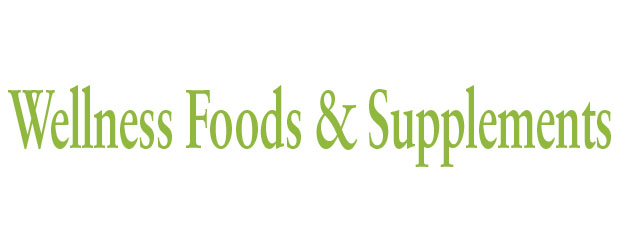 Wellness Foods & Supplements Logo