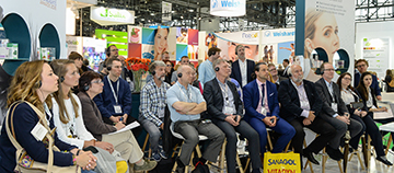 Visit the Vitafoods Insights Stage