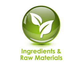 Ingredients & Raw Materials Sector